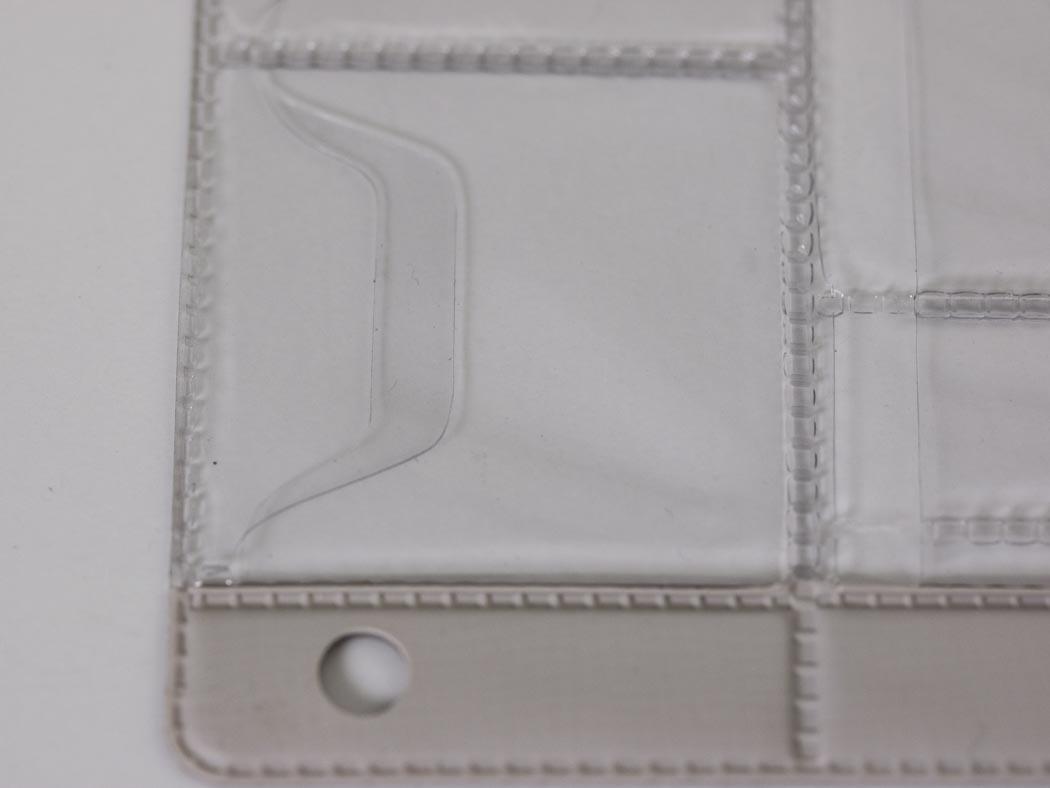 esempio saldatura materie plastiche settore collezionismo